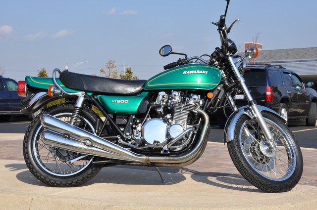 kawasaki z owners victoria - about the bikes