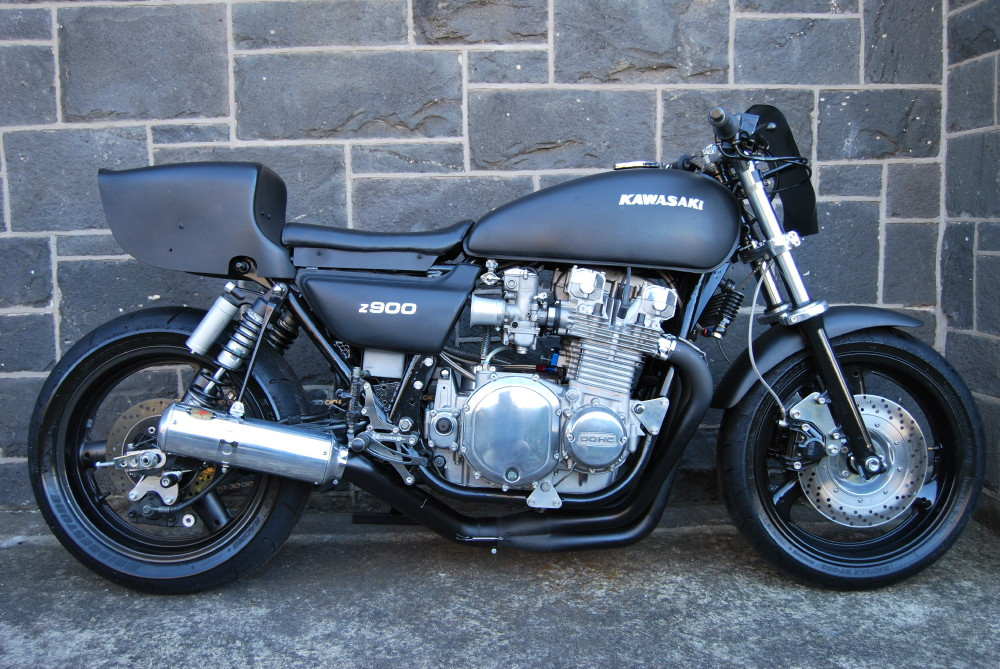 Kawasaki Z Owners Victoria - 'Dman' Damien O'Donnell