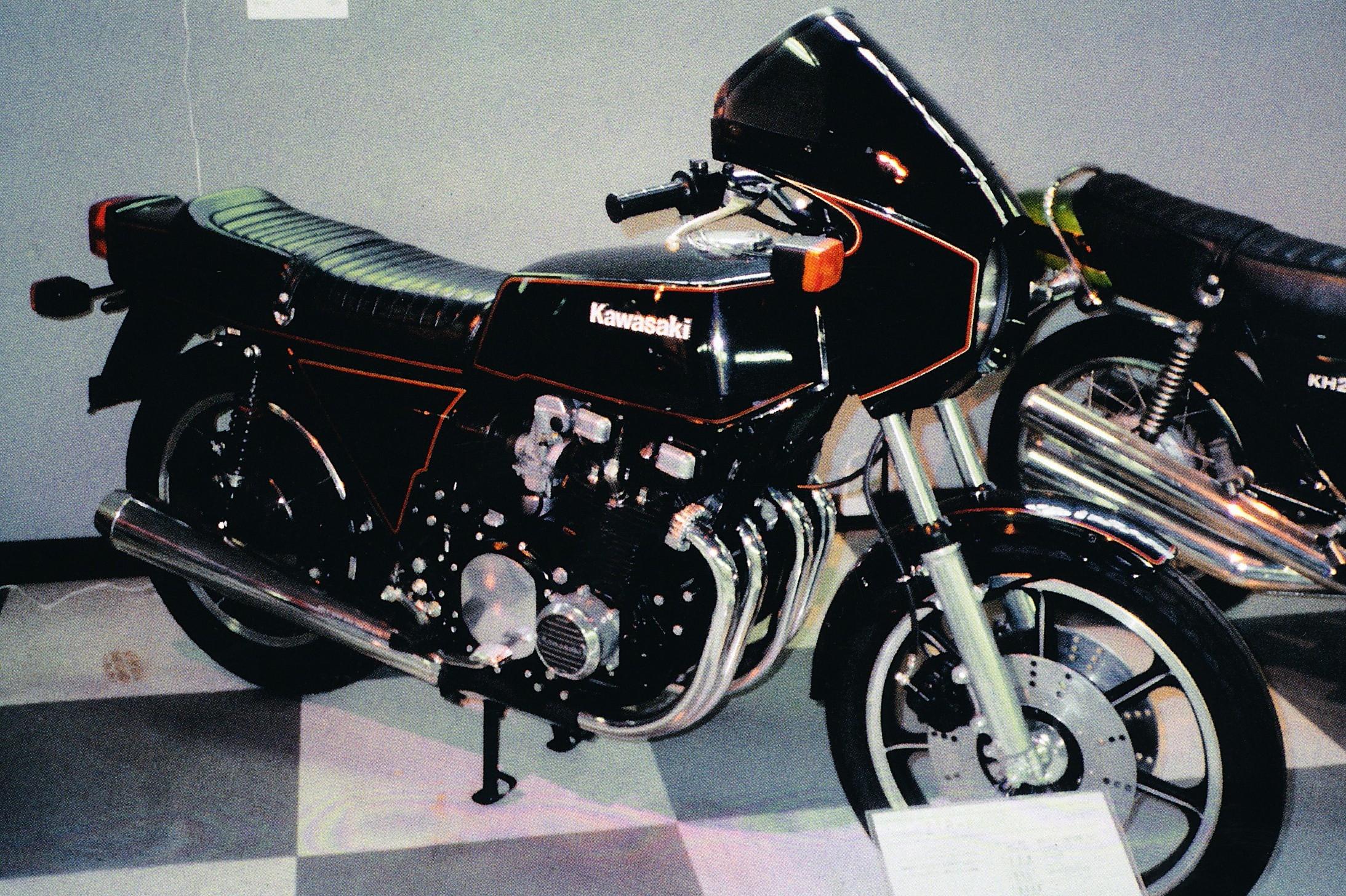 Kawasaki Z1r Mk11